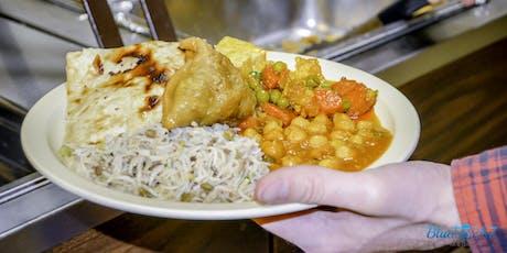 Vegan Indian Buffet Dinner (All-You-Can-Eat) tickets