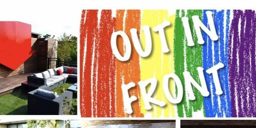 OUT In Front Celebrates PRIDE!!