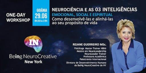 Neurociência e as 3 inteligências - Goiânia