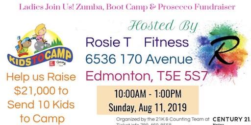 Zumba, Boot Camp & Prosecco Fundraiser