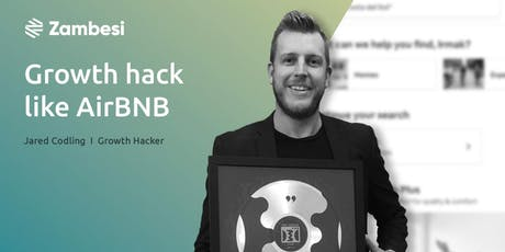 Growth Hacking with Jared Codling, Growth Hacker tickets