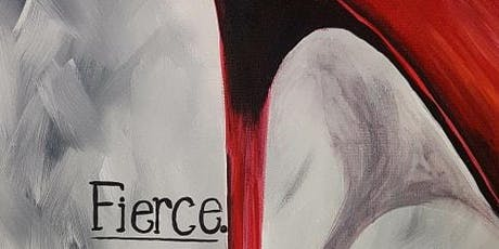 "Paint ""Fierce Stiletto""  in Coquitlam tickets"
