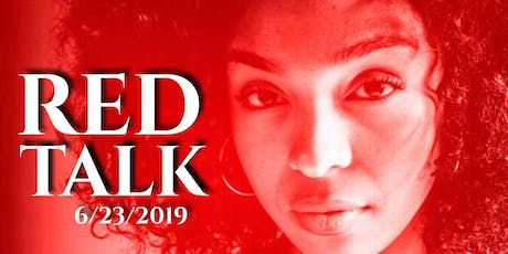 RED TALK a Spoken Word Event tickets