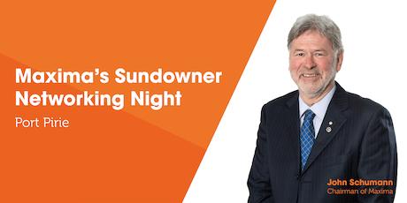 Sundowner Networking Night - Port Pirie tickets