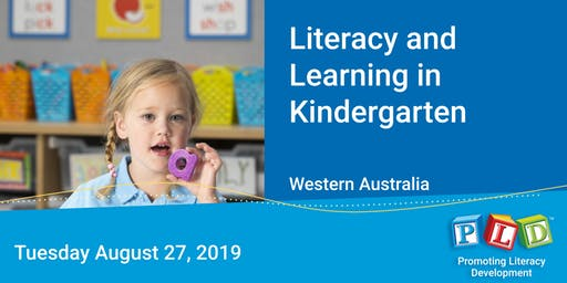 Literacy and Learning in Kindergarten August 2019