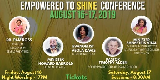 EMPOWERED TO SHINE 2019