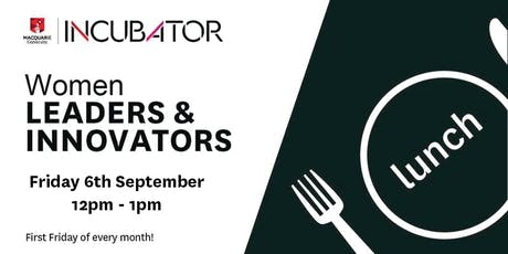 Women Leaders and Innovators Lunch tickets