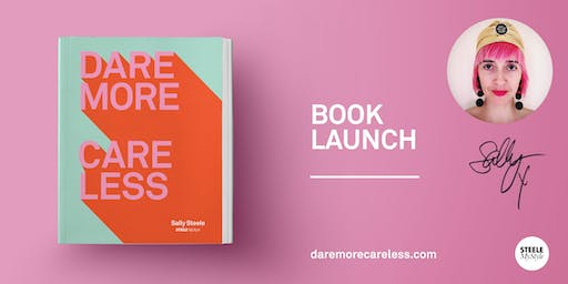 Dare More, Care Less® Book Launch & Clothes Swap