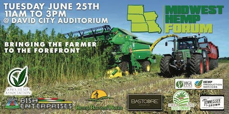 David City Nebraska Hemp Farmers Forum tickets
