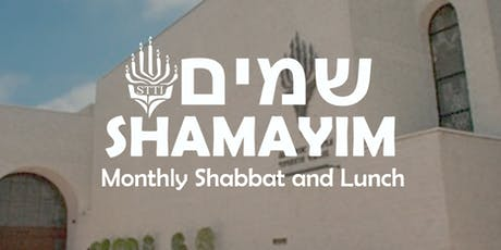 Shabbat and Lunch - July tickets