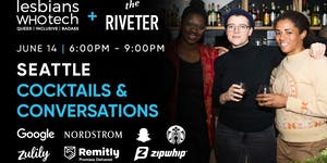 Cocktails + Conversations :: Seattle Leadership Forum...