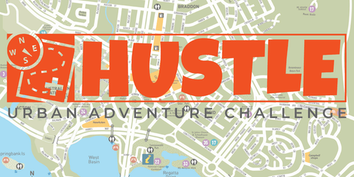 Canberra City Hustle - Urban Adventure Challenge