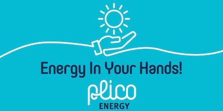 Dunsborough - Plico Energy Virtual Power Plant  Information Night tickets
