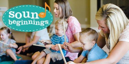 Sound Beginnings Sample Class