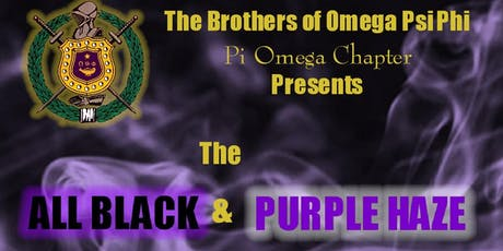 All Black & Purple Haze Afterparty tickets