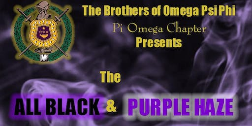 All Black & Purple Haze Afterparty