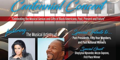 Chicago Music Association Centennial Concert