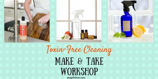Toxin-Free Cleaning