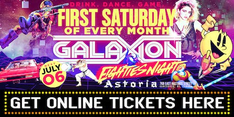 GALAXION | JULY 6 | ONLINE TICKETS tickets