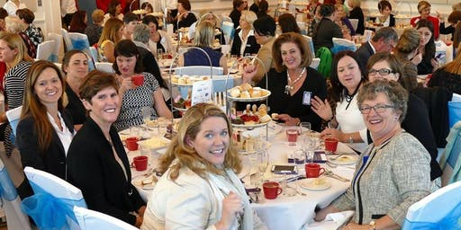QRRRWN Ekka Week High Tea 2019