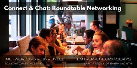 Roundtable Mastermind : Referrals tickets