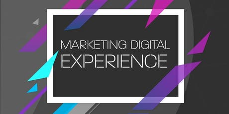 Marketing Digital Experience  entradas