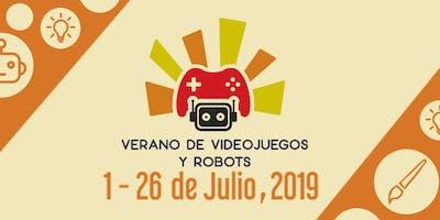 Verano de robots y videojuegos