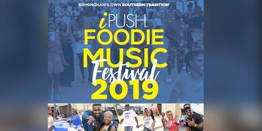iPUSH Foodie & Music Fest