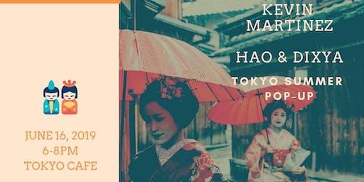 Tokyo Summer Pop-Up