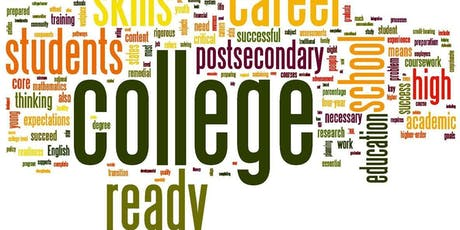 College Counseling and College Application Process tickets