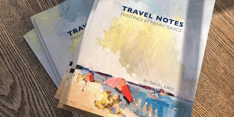 Travel Notes: An Evening with Henry Isaacs and Daniel Kany tickets
