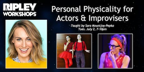 Personal Physicality for Actors & Improvisers tickets