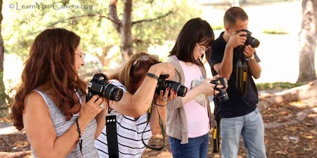 Orange County Beginner Digital Camera Class (+ get OFF of Auto) tickets
