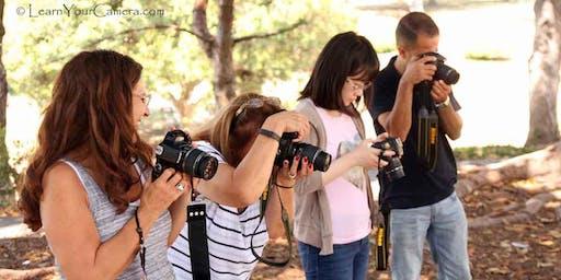 Orange County Beginner Digital Camera Class (+ get OFF of Auto)