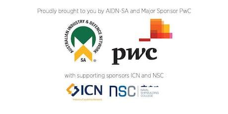 AIDN-SA Networking Event after Maritime Supplier Forum tickets