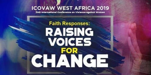 ICOVAW WEST AFRICA 2019; International Conference on Violence Against Women