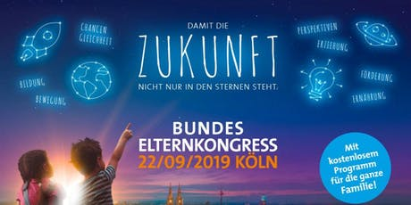 Bundeselternkongress 2019 Tickets