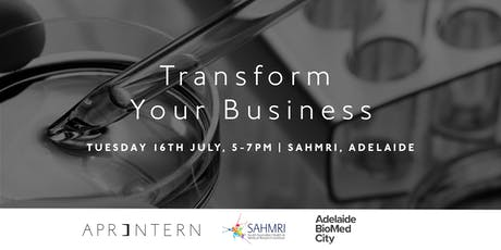 Transform Your Business tickets