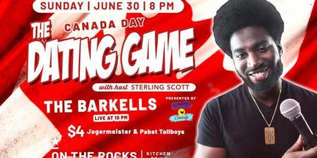 CANADA Day DATING Game tickets