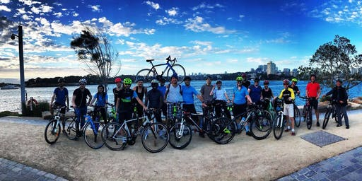 Sunday bike ride with Decathlon Tempe