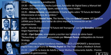 Digital Execs 2019 - Entrada Solidaria entradas