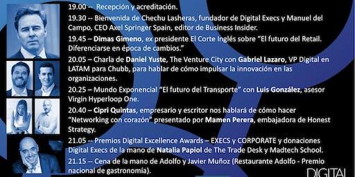 Digital Execs 2019 - Entrada Solidaria