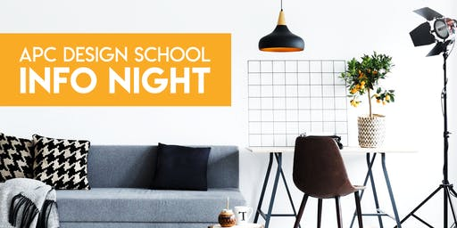 APC DESIGN SCHOOL INFO NIGHT