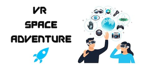 VR Space Adventure - Noarlunga Library tickets