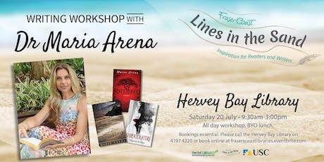 Writing Workshop with Dr Maria Arena - Hervey Bay Library tickets