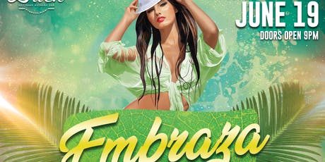 Embraza Brazilian Night at Brick Wynwood Miami tickets