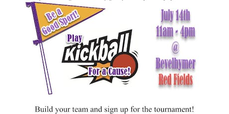 Be A Good Sport!  Kickball For A Cause tickets