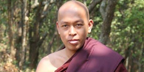 Calm Abiding (Shamatha) Meditation by Sayadaw U Kovida tickets