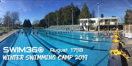 SWIM360 Winter Swimming Camp tickets
