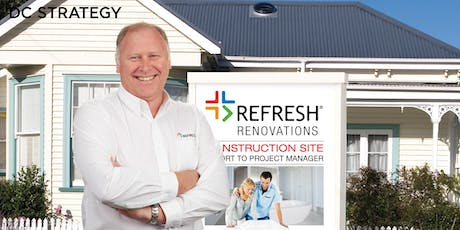 Building your Franchising Future with Refresh Renovations & DC Strategy in Brisbane tickets